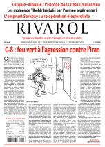 Rivarol n°2914 version numérique (PDF)