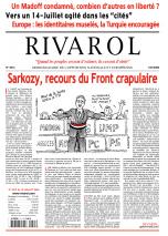 Rivarol n°2913 version numérique (PDF)