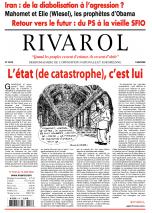 Rivarol n°2910 version numérique (PDF)