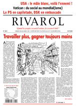 Rivarol n°2915 version numérique (PDF)