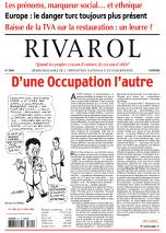 Rivarol n°2905 version numérique (PDF)