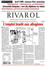 Rivarol n°2902 version numérique (PDF)