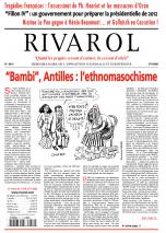Rivarol n°2912 version numérique (PDF)