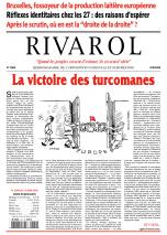Rivarol n°2909 version numérique (PDF)