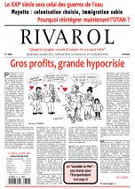 Rivarol n°2899 version numérique (PDF)