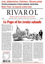 Rivarol n°2897 version numérique (PDF)