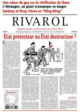 Rivarol n°2889 version numérique (PDF)