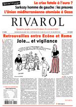 Rivarol n°2890 version numérique (PDF)