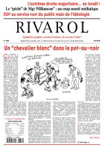 Rivarol n°2892 version numérique (PDF)