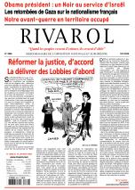 Rivarol n°2888 version numérique (PDF)