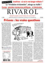Rivarol n°2894 version numérique (PDF)