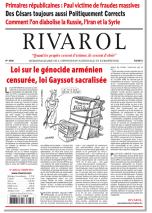 Rivarol n°3036 version numérique (PDF)