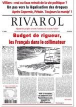 Rivarol n°2969 version numérique (PDF)