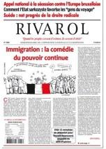 Rivarol n°2968 version numérique (PDF)