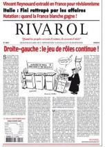 Rivarol n°2964 version numérique (PDF)