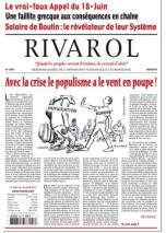 Rivarol n°2957 version numérique (PDF)