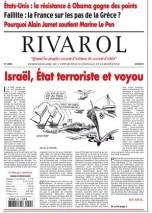 Rivarol n°2955 version numérique (PDF)