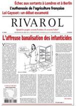 Rivarol n°2953 version numérique (PDF)