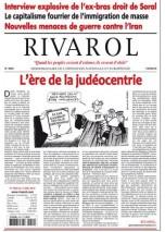 Rivarol n°2952 version numérique (PDF)