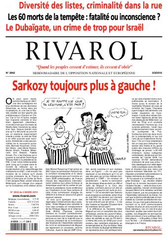 Rivarol n°2942 version numérique (PDF)