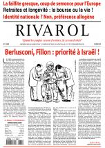 Rivarol n°2939 version numérique (PDF)