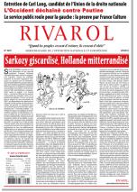 Rivarol n°3037 version numérique (PDF)
