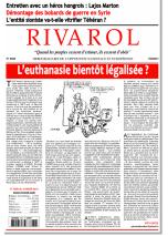 Rivarol n°3038 version numérique (PDF)