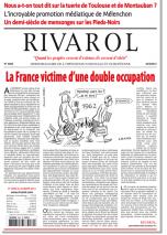 Rivarol n°3039 version numérique (PDF)