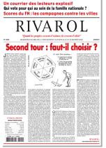 Rivarol n°3045 version numérique (PDF)