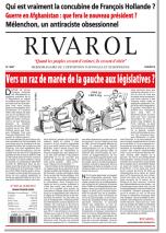 Rivarol n°3047 version numérique (PDF)