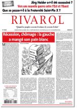 Rivarol n°3053 version numérique (PDF)