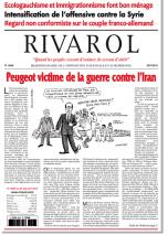 Rivarol n°3056 version numérique (PDF)