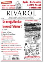 Rivarol n°3058 version numérique (PDF)