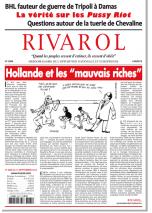 Rivarol n°3060 version numérique (PDF)