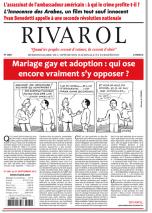 Rivarol n°3061 version numérique (PDF)