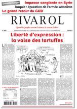 Rivarol n°3062 version numérique (PDF)