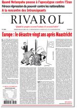Rivarol n°3063 version numérique (PDF)