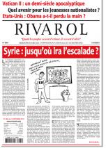Rivarol n°3064 version numérique (PDF)