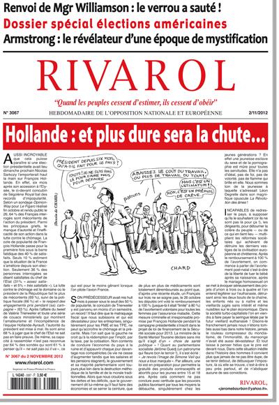 Rivarol n°3067 version numérique (PDF)