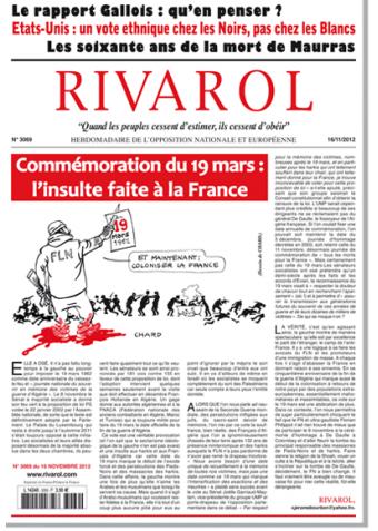 Rivarol n°3069 version numérique (PDF)