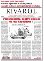 Rivarol n°3072 version numérique (PDF)
