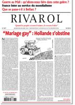 Rivarol n°3077 version numérique (PDF)