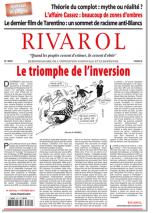 Rivarol n°3079 version numérique (PDF)