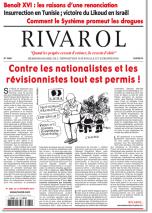 Rivarol n°3081 version numérique (PDF)
