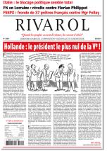 Rivarol n°3084 version numérique (PDF)