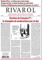Rivarol n°3086 version numérique (PDF)