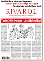 Rivarol n°3101 version numérique (PDF)