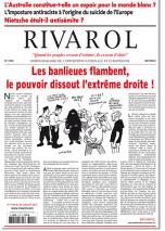 Rivarol n°3104 version numérique (PDF)