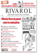 Rivarol n°3105 version numérique (PDF)