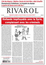 Rivarol n°3106 version numérique (PDF)